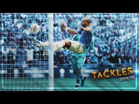 Crazy Tackles & Defensive Skills in Football ● 2019/20 #1 | HD