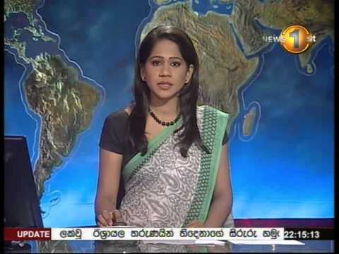 Newsfirst Prime time 10PM  Sirasa TV 01st July 2014