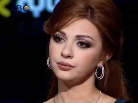 مريام فارس تتعرض لإحراج شديد في برنامج بدون رقابه