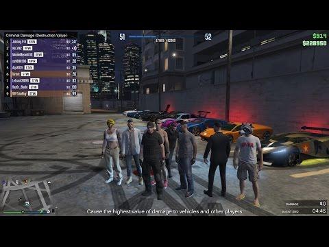 GTA 5 Online - Tập 22: Phượt Siêu Xe Trong GTA Online #7