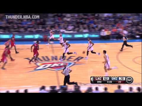 Thunder Video: Thunder vs Clippers Highlights