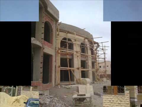 واجهات معمارية متميزة  عمارات وفيلات باكتوبر والشيخ زايد والجيزة