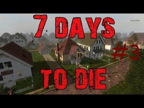 7 Days to die #3 - Наводим удобство