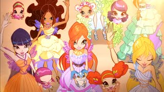 Winx Club Season 6 Episode 26 ~ Winx Forever: Daphne's And