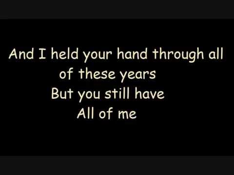 Evanescence-My Immortal lyrics,
