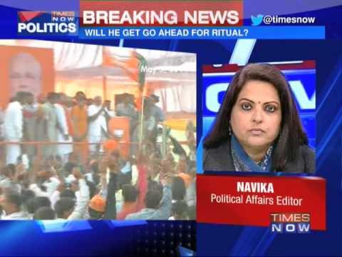 Narendra Modi denied permission to conduct pooja at Ganga?