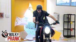 Biker Dave | Walk the Prank | Disney XD