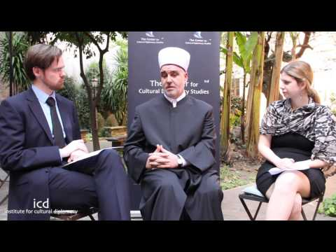 Husein ef. Kavazovic, Grand Mufti of Bosnia & Herzegovina