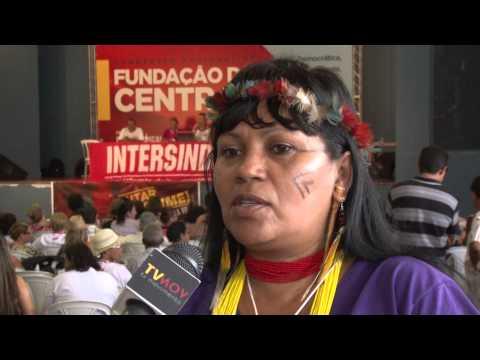 Trabalhadores e trabalhadoras fundam a Intersindical