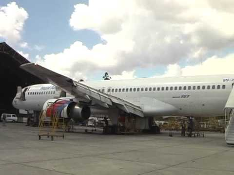 Nepal Airlines new aircraft starts its flight
