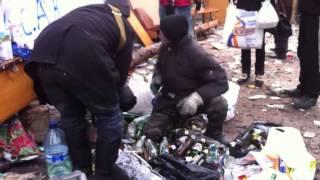 13 особам, затриманим за масові заворушення у Києві, повідомлено про підозру