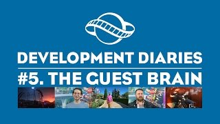 Planet Coaster - Dev Diary #5: The Guest Brain