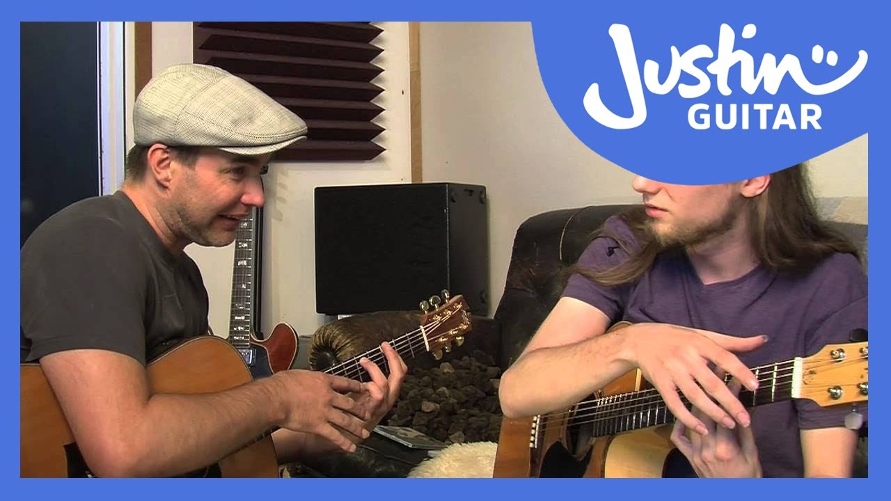 JustinGuitar  YouTube