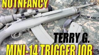 "Mini-14 Trigger Job: ""The Yoda G Mod"""