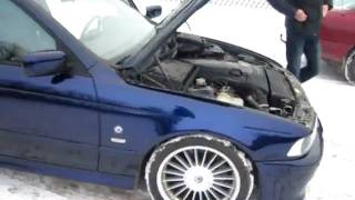 SURVEY Alpina D10 biturbo diesel exotic tuning Lithuania