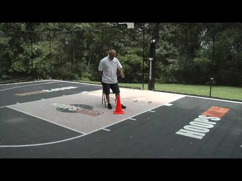 Benefits of the Hoopsking Basketball Footwork Training Spots