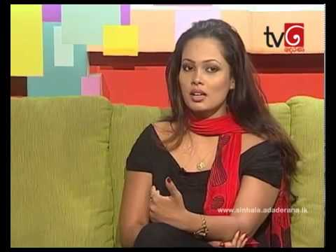Derana Tv - Interview with Menaka Peiris