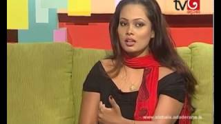 Derana Tv Interview with Menaka Peiris
