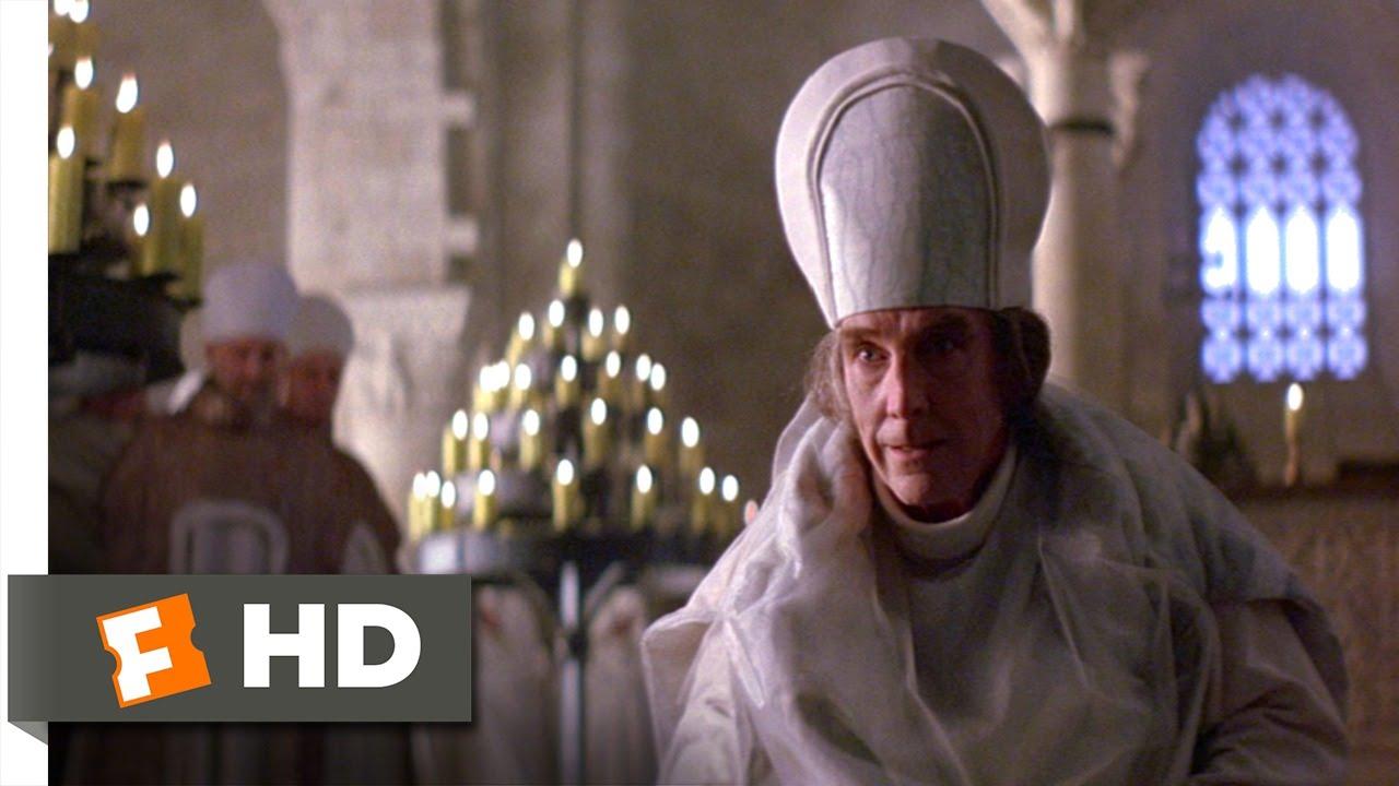 Ladyhawke (10/10) Movie CLIP - Breaking the Curse (1985