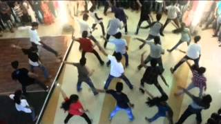 flash mob by calicut medical college at focus mall calicut view on youtube.com tube online.