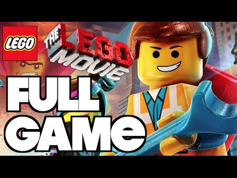 The LEGO Movie Videogame - FULL GAME Complete Gameplay Walkthrough Let's Play