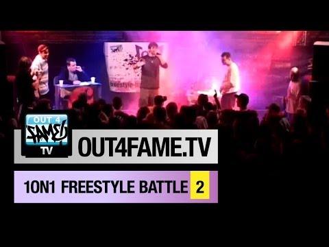Fard vs Artist - Finale Hagen - 1on1 Freestyle Battle Tour 2