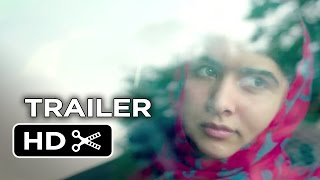 He Named Me Malala Official Trailer (2015) - Documentary HD