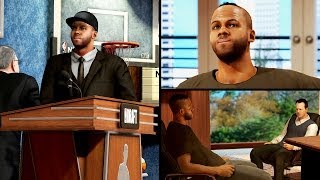 NBA 2K14 Next Gen MyCareer #3 Personality Test, Pre