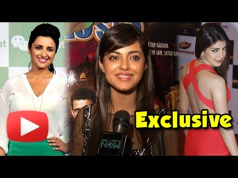 Priyanka and Parineeti Chopra's Cousin Meera Chopra In Gang Of Ghosts - Exclusive Interview