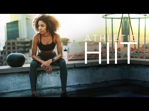 Explosive HIIT Workout (ATHLETIC CARDIO)