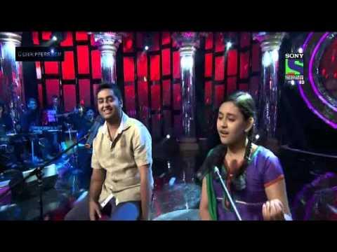 Arijit singh -: Indian Idol Junior 2013