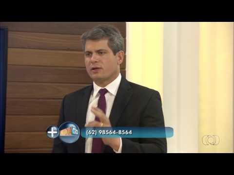 Dentista fala sobre as causas e como tratar o mau hálito no Bom dia Goiás