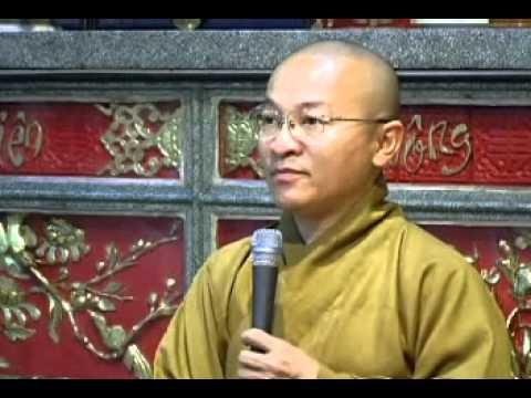 Vấn đáp: Tình Cha Con (22/06/2009) video do Thích Nhật Từ giảng
