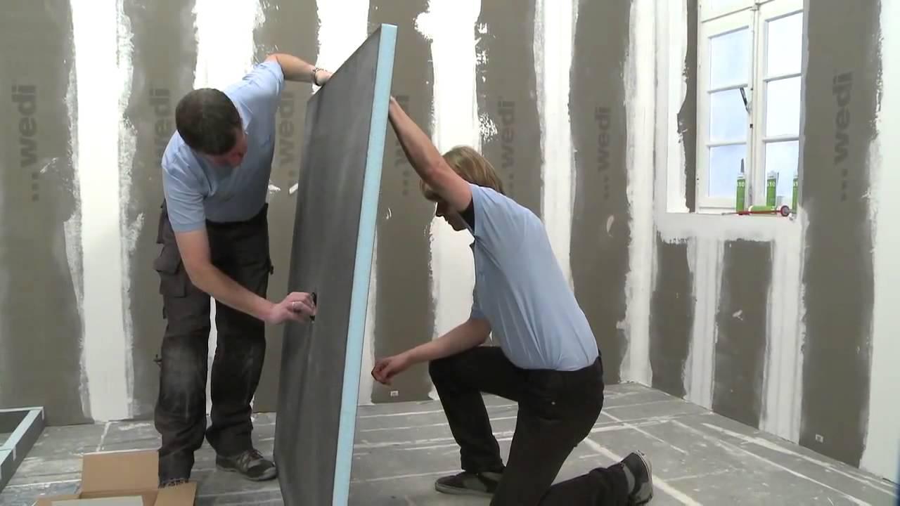 rnover sa salle de bains par lexemple solutions wedi youtube panneau pour salle de bain imitation carrelage - Pvc Imitation Carrelage Mural Pour Salle De Bain