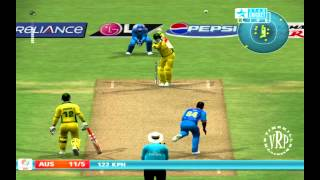 India Vs Australia: Ea Sports Cricket 2007 Knockout Cup