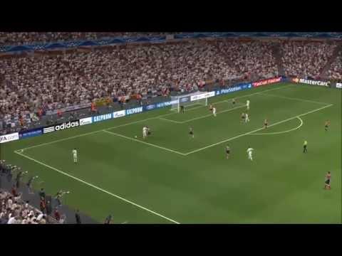 Real Madrid vs Atlético Madrid - Uefa Champions League 2014