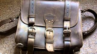 EDC Bag: Saddleback Leather Classic Briefcase