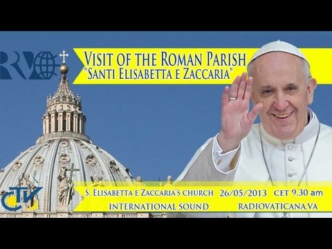 Visit the the Roman Parish of