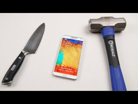 hammer test galaxy s5