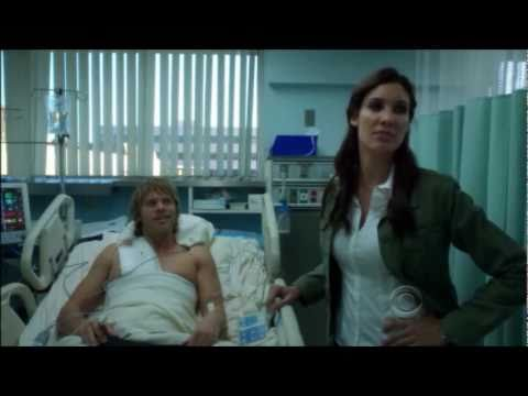 NCIS LA - funny Deeks/Kensi from ep 2 17 Personal