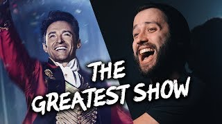 The Greatest Show - (ROCK/METAL cover version) - Jonathan Young & Caleb Hyles