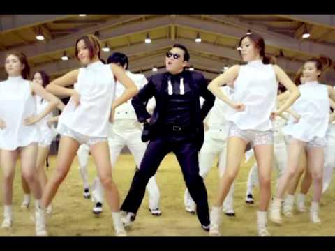 Gangnam style koraba kiuchek