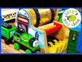 Thomas and Friends FOOD TRACK Popcorn Factory Fun Toy Trains for Kids