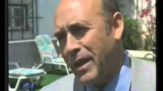 Reportagem com Sousa Cintra, Presidente Sporting - 1994/1995