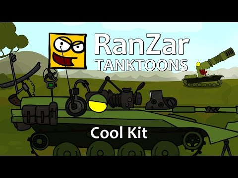 Tanktoon - Cool kit