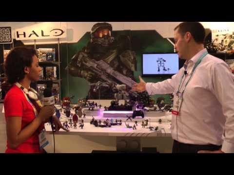 Toy Fair 2014: Mega Bloks Halo Collection - Xbox One Controller for a Mantis?