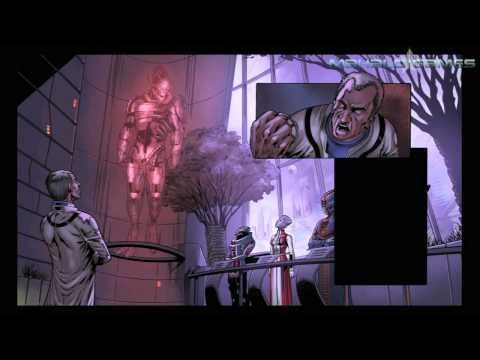 Комикс Mass Effect Genesis