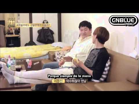 [Sub Español] Cheongdamdong 111 Ep. 1:  CNBLUE CUT parte 1