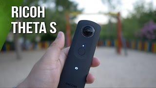 Ricoh Theta S, creando vídeos 360 fácilmente