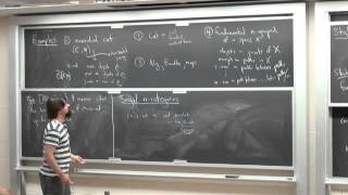 Chris Schommer-Pries: Dualizability in Low Dimensional Higher Category Theory (Part 1)